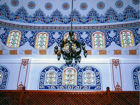 Cami Süsleme (Kalemişi)